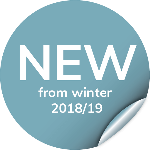 new from winter 2018/19